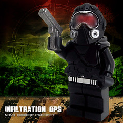 Infiltration Ops (Nova Diomede Precinct) (Morgan190) Tags: mars soldier lego military minifig custom martian m19 minifigure umc brickarms brickforge morgan19 unitedmartiancommonwealth