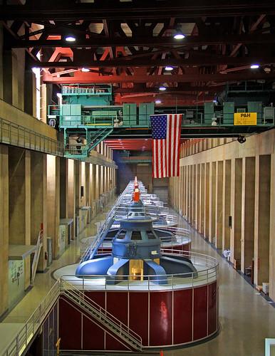 The Hoover Dam Hydroelectric Turbines, TURBINAS,turbina hidráulica,mini turbinas hidraulicas,turbina hidraulica casera,turbinas hidraulicas pelton,turbinas hidráulicas