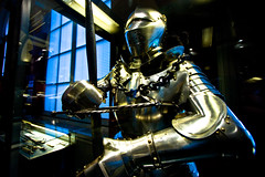 Knight.... (zilverbat.) Tags: history germany dresden zwinger vakantie power saxony collection equipment knight 16 museums orname