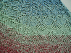 014 SEASCAPE Shawl