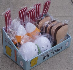Mr Toast Display Box