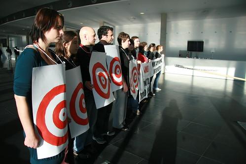 Binding targets
