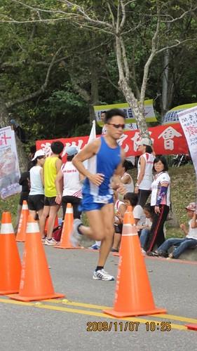 Kiwi0821 拍攝的 2009年花蓮太魯閣馬拉松 (304)。