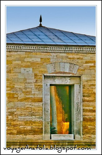 Anıtkabir 23 Nisan Kulesi