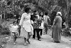 The Divergence of The Tribes (PeinLee) Tags: blackandwhite west monochrome delete10 delete9 sumatra indonesia delete5 delete2 earthquake october delete6 delete7 photojournalism save3 delete8 delete3 delete delete4 save save2 save4 2009 reportage padang pariaman peinlee