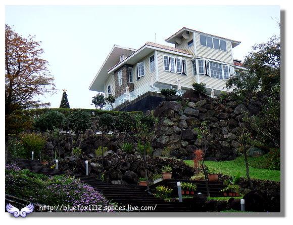 091112綠風莊園餐廳-庭園01