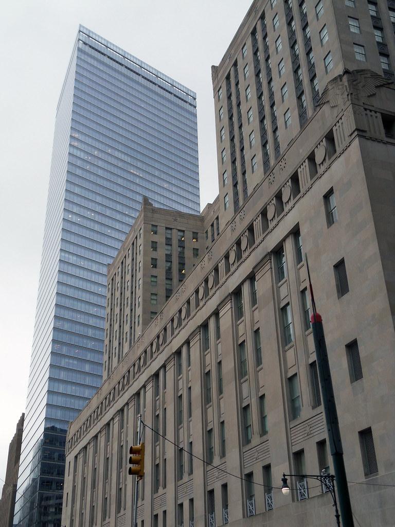 New York 7 World Trade Center 751 Ft 229 M 52 Floors  # Expo Muebles Wtc Df
