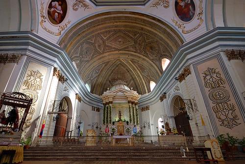 Intricate Main Altar
