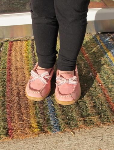 Cute lil' feet