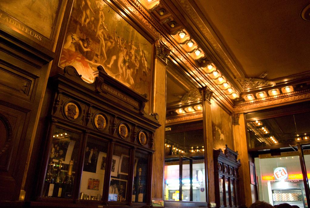 Le Bar Romain