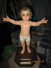 Holy Child Jesus (Leo Cloma) Tags: child philippines jesus saints holy santos nino santo vecin