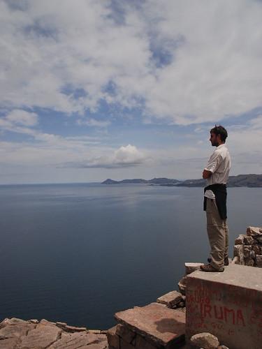 Julio Lago Titikaka