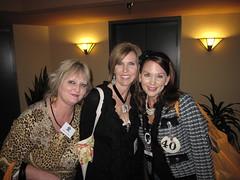 Sherry, Joy and Jessi!