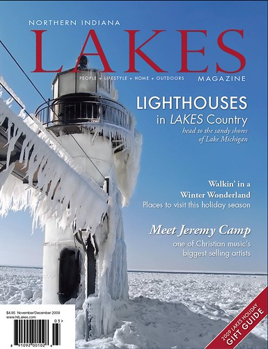 Northern Indiana Lakes Magazine Cover