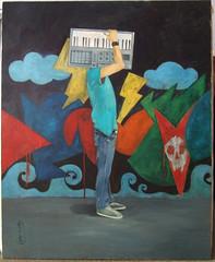 grafity (klazki) Tags: boy art rock pop synth maestro grafity