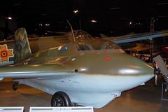 "Messerschmitt Me 163B ""Komet"" (Ghido-Goji) Tags: ohio b17 worldwarii national grasshopper flyingfortress dayton b18 airforcemuseum atomicbomb b29 fatman p51mustang me262 ju88 me163 pbycatalina"