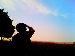 Sunset at Kohubar Kornish (microzoom) Tags: blue sunset son iphone خبر khobar ولد سماء kornish كورنيش زرقاء