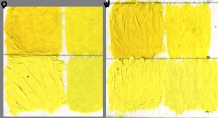 Holbein DUO Lightfast Test 4142129490_70f05653bc_o
