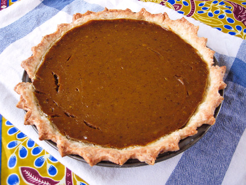 When I say 'Pumpkin,' You say 'Pie'