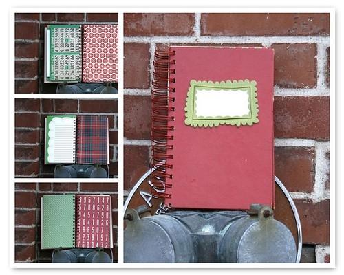 Christmas Countdown Journal