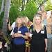 Judith Redman (nee Duggan), Joanne Vallis (nee Watson) and Sheryl McBride