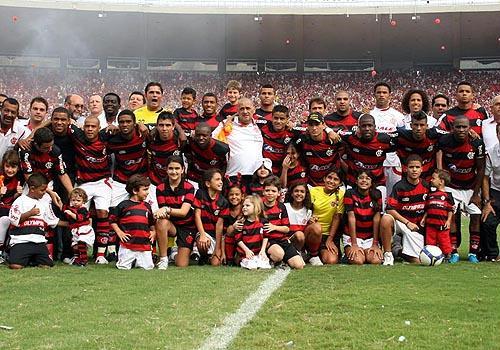 flamengo campeão 2009