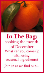 In the Bag Logo December 09