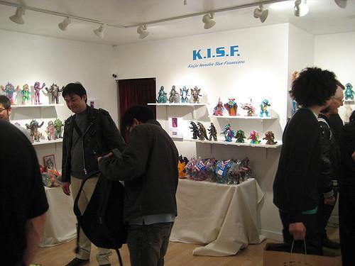 Beikokuten / Kaiju Invades San Francisco (12/12/09)