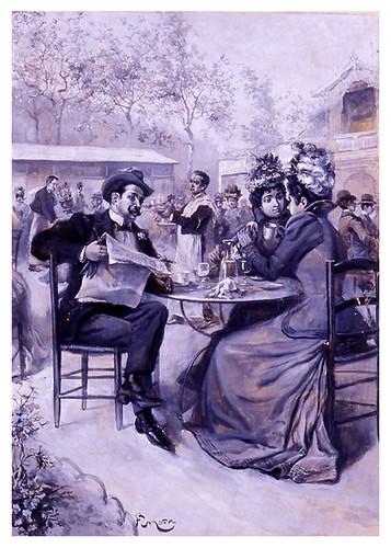 I.E.A. 30 ABRIL 1899-1.- N.º XVI. Pág. 253. MADRI.- EL RETIRO- DIBUJOS DE ALCALÁ GALIANO,-MOTA Y M. JORRETO