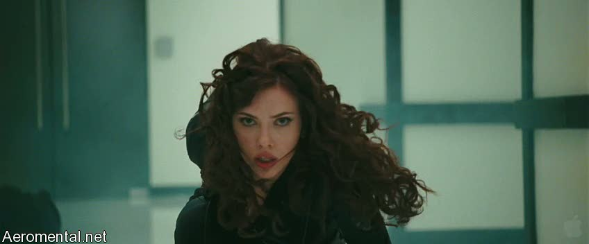 Iron Man 2 Black Widow sexy