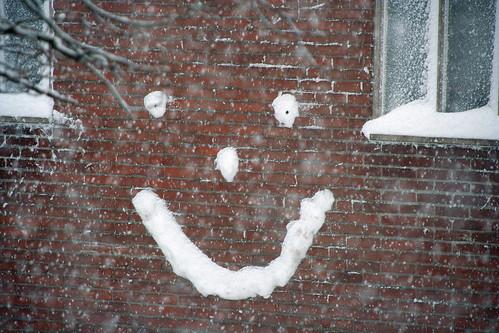 Winter in ZevenHuizen.