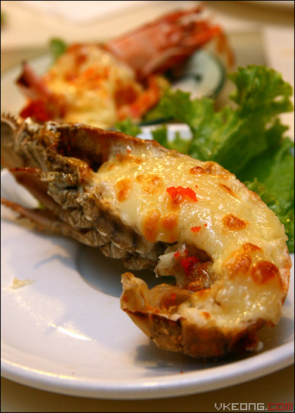cheese-baked-lobster