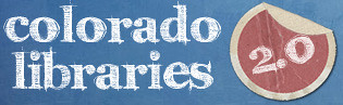 Colorado Libraries 2.0 Logo