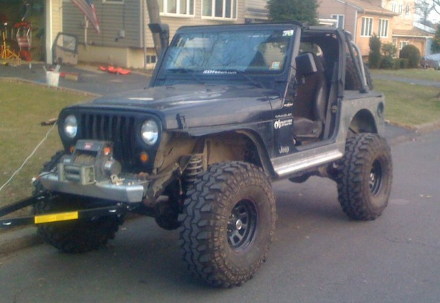 99 Tj 36 S 8 8 Koz Cage Pirate4x4 Com 4x4 And Off