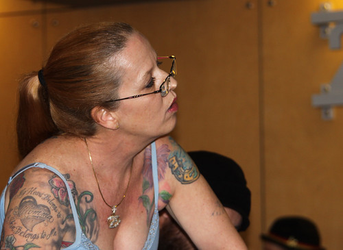 Tattoos Love Design on Women Shoulder
