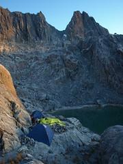Campo Base (Luis Castro / Mnk) Tags: humboldt venezuela merida pico andes montaña glaciar montañismo picobolivar