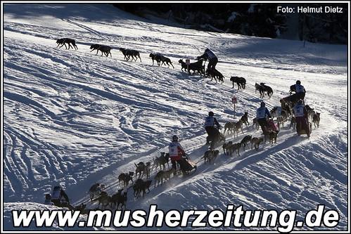 Alpen-Trail: Massenstart-Sexten