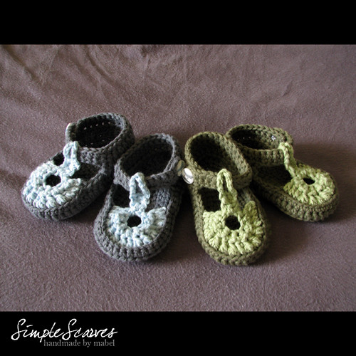 Little Sandal Booties