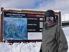 Little Whistler Peak Photo