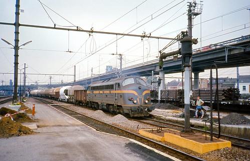Charleroi Sud 1981