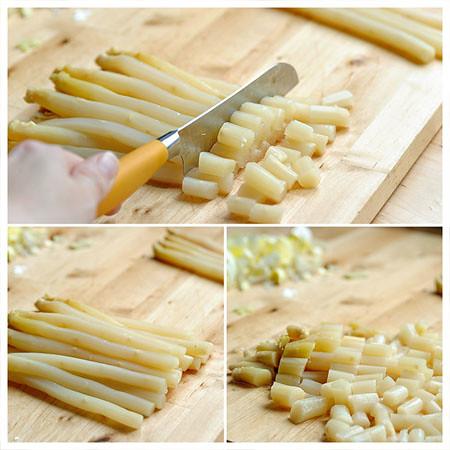 Asparagus, Leeks & Rice Soup