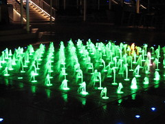 Celebrity Solstice pool lights