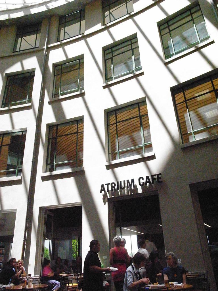 auckland museum atrium cafe