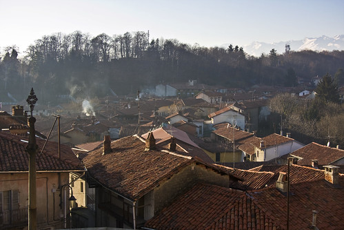 Panorama from Ricetto of Magnano (by storvandre)