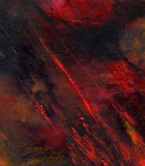 Synesthesia Art: Pain from Minor Knife Wound (Little Lioness) Tags: music art colors painting movement artwork paint originalart psychology synesthesia status knifefight iseecolors knifewound littlelioness synesthete synesthetic paintingmusic medicalart fineartforsale paintingcolors sarahbartell migraineart advancedplacementart synestheticpainting synesthesiaart synesthesiapainting synesthesiaartwork synestheteart synesthetepainting whatissynesthesia synesthesiaartforsale synesthesiapaintingforsale syensthesiaartforsale synestheteartforsale synesthesiaartpics picturesofsynesthesiaart neurologicalcondition medicalmysteryart paintingsofsynesthesia museumartforsale artofsynesthesia artbysynesthetes migraineauraart migrainepainting paintingofmigraineheadache synestheticart paintingsofpain whatpainlookslike