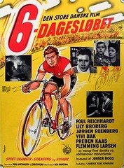 Six Day Race - Film Poster