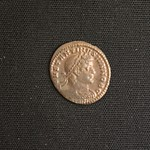 "<b>372 Obverse</b><br/> <a href=""http://en.wikipedia.org/wiki/Constantine_II_(emperor)"" rel=""nofollow""><u><b>Constantine II</b></u></a> <i>Reign: Ad317 - 340</i> Eldest son of Constantine I by his second wife, he was made Caesar of the western part of the Roman Empire when he was only 1 year old. Like many Roman rulers, he was a skilled general. After Constantine I's dead in AD337, he jointly ruled the empire with his two brothers, Constantius II and Constans. He was killed in an ambush while trying to wrest control of Italy from the control of Constans.  Donated by Dr. Orlando ""Pip"" Qualley<a href=""http://farm3.static.flickr.com/2764/4351359071_ba34fd3b44_o.jpg"" title=""High res"">∝</a>"