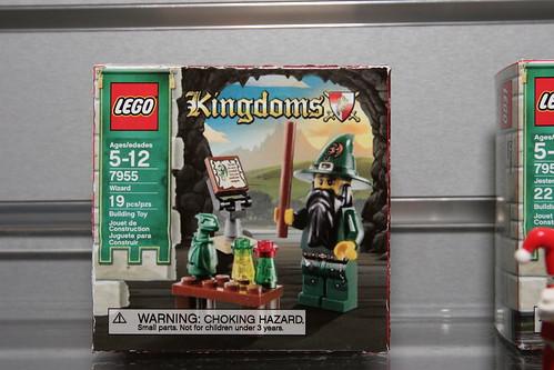 LEGO Toy Fair 2010 - Kingdoms - 7955 Wizard - 1 by fbtb.
