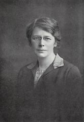 Miss Jenkins c. 1933