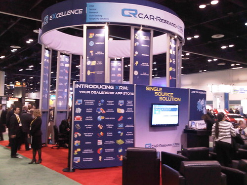 Car-Research Booth NADA 2010